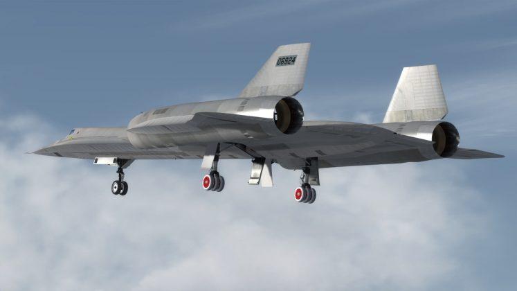 Lockheed A 12 AREA 51