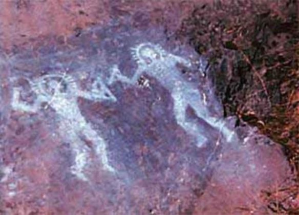 ufos in ancient paintings conspiracy podcast 532