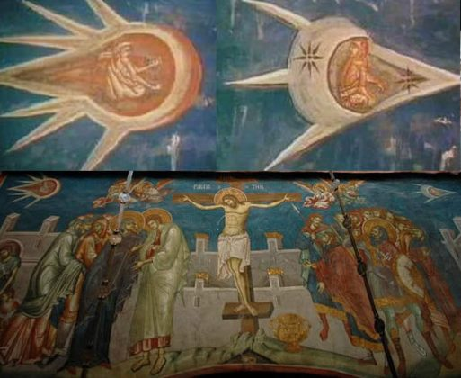 ufos in ancient paintings conspiracy podcast 621