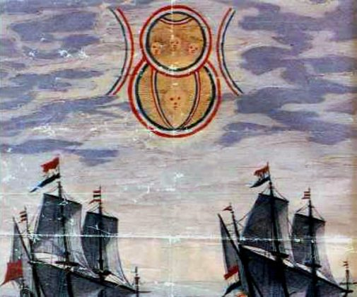 ufos in ancient paintings conspiracy podcast643