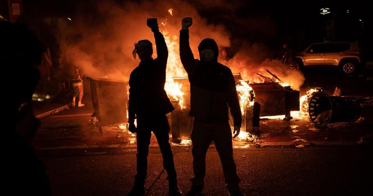 blm riots 2020