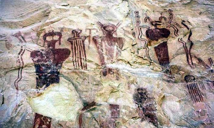 ufos in ancient paintings conspiracy podcast 7