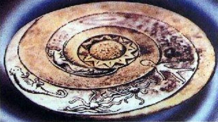 ufos in ancient paintings conspiracy podcast