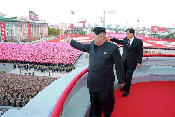 Joe Biden North Korea Dictator