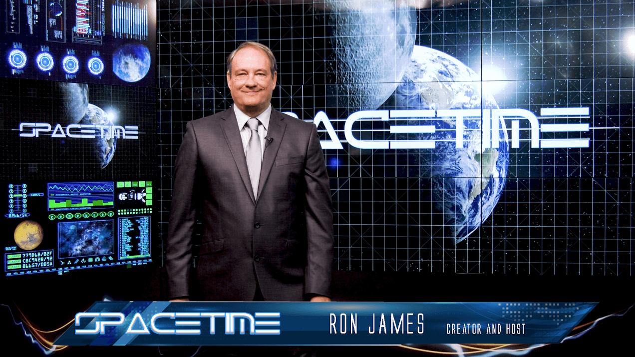 mUFOn Television Ron James - Investigate Earth Podcast