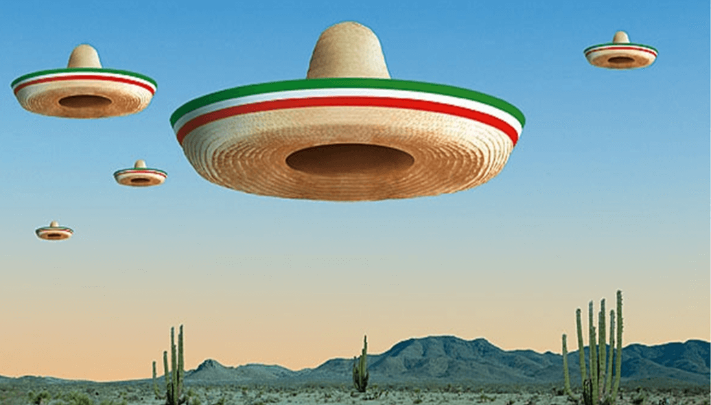 Mexican Spaceship